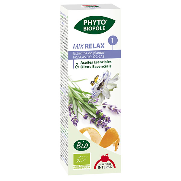 1 - PHYTO BIOPOLE Mix relax (50 ml.)