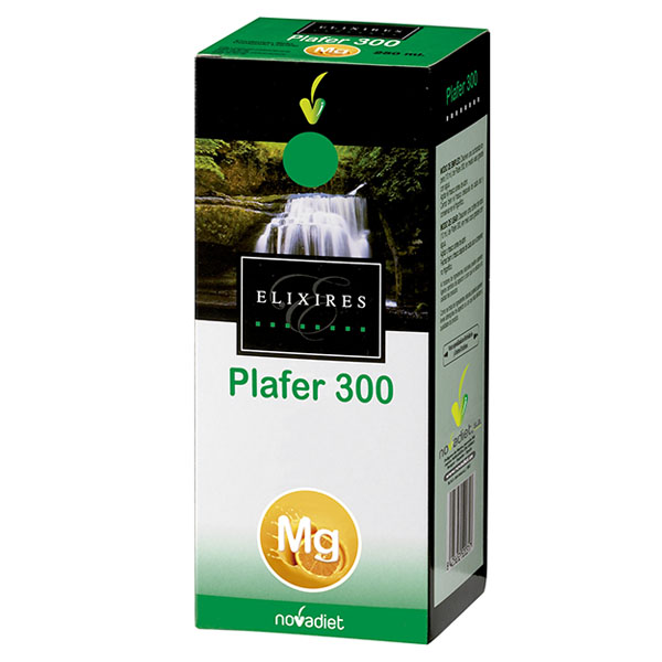 PLAFER 300 Jarabe (250 ml)