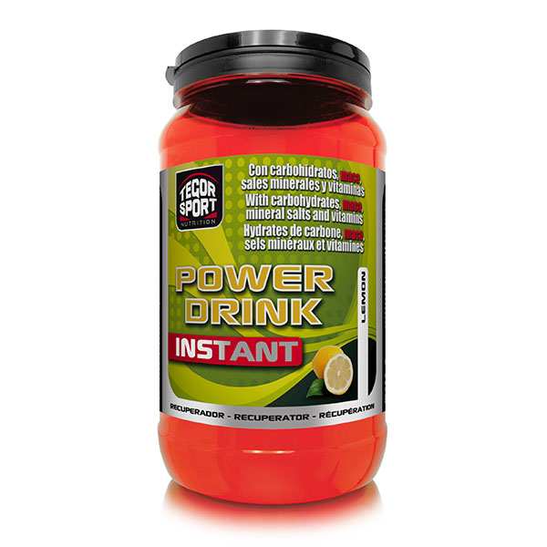 POWER DRINK Instant limón (940 gr.)