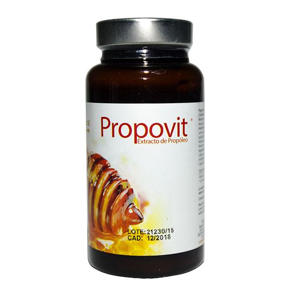 PROPOVIT Ext. Propóleo 450 mg. (60 cápsulas)