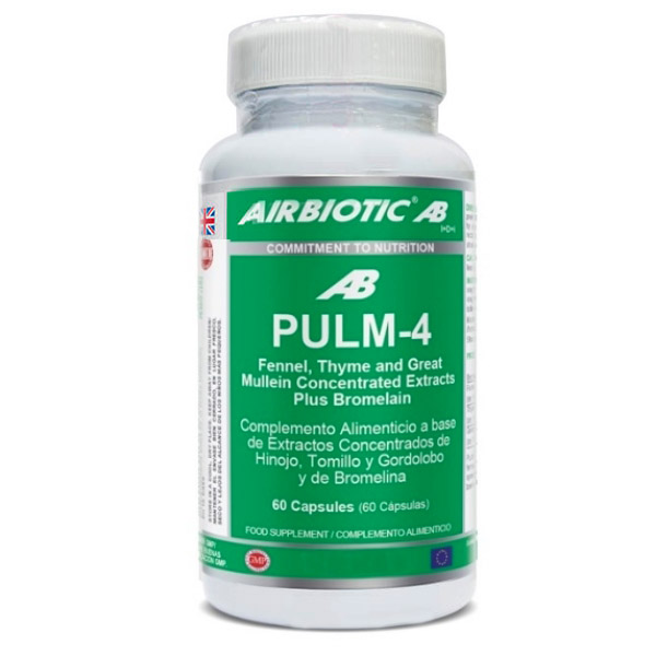 PULM-4 (60 cápsulas)