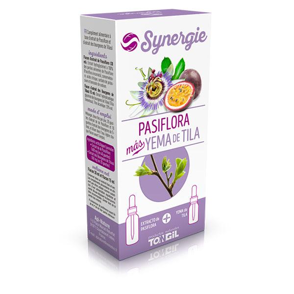 EXTRACTO de Pasiflora + Yema de Tila