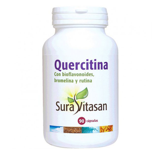 QUERCITINA 600 mg. (90 cápsulas)