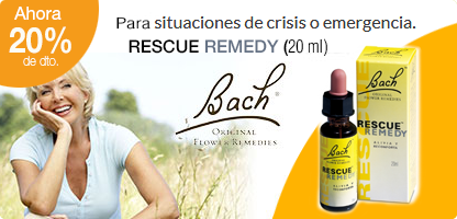 RESCUE Remedy Gotas (20 ml.)