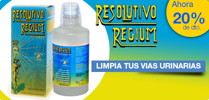 RESOLUTIVO Regium (600 ml.)