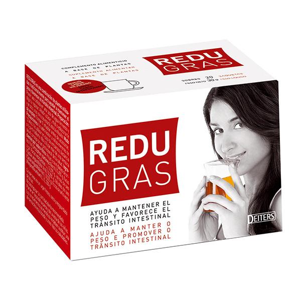 REDUGRAS (40 filtros)