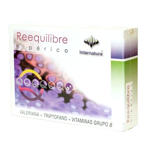 REEQUILIBRE (60 cápsulas)