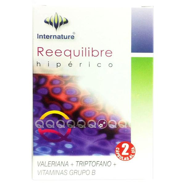 REEQUILIBRE (30 cápsulas)