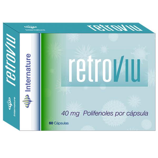 RETROVIU (60 cápsulas)
