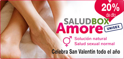 SALUDBOX amore (20 chicles)