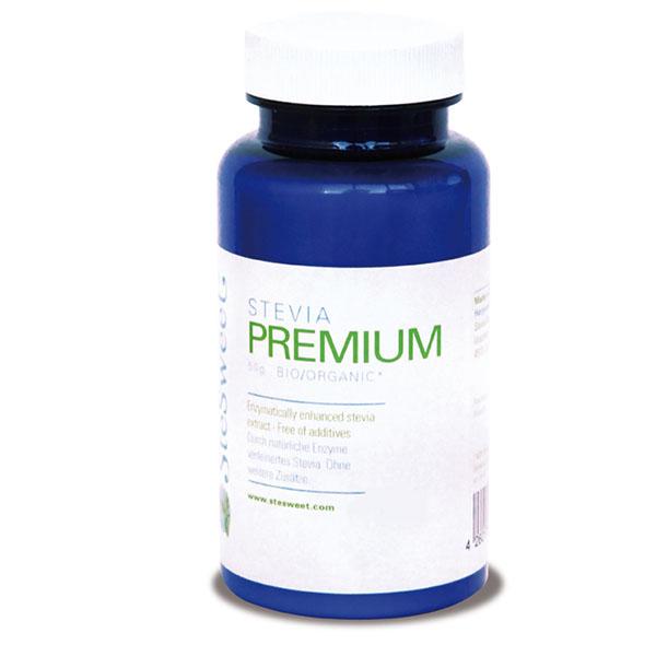 STEVIA  Premium en polvo (50 gr.)