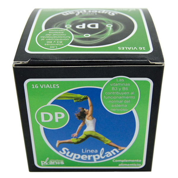 SUPERPLAN DP (16 viales)