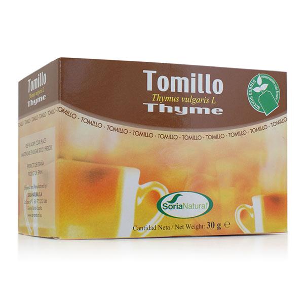TOMILLO (20 filtros)