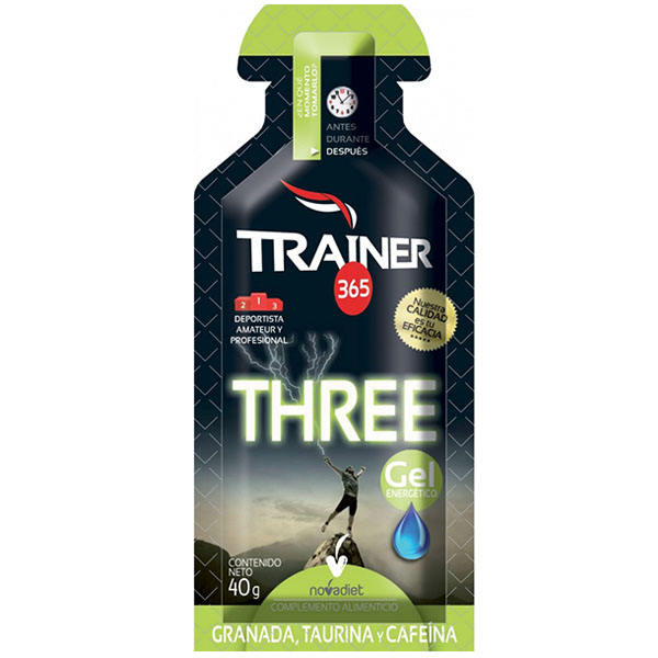 TRAINER THREE GEL (40 gr.)