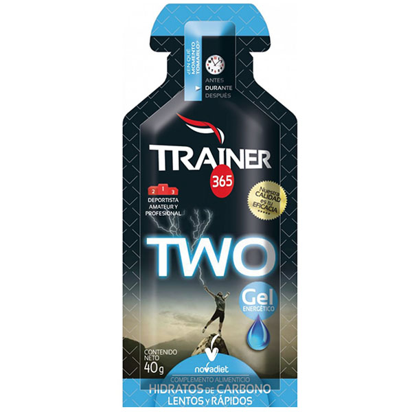 TRAINER TWO GEL (40 gr.)