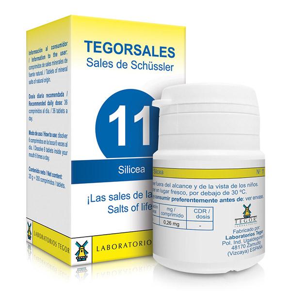 TEGORSAL 11 Silicea (350 compr.)