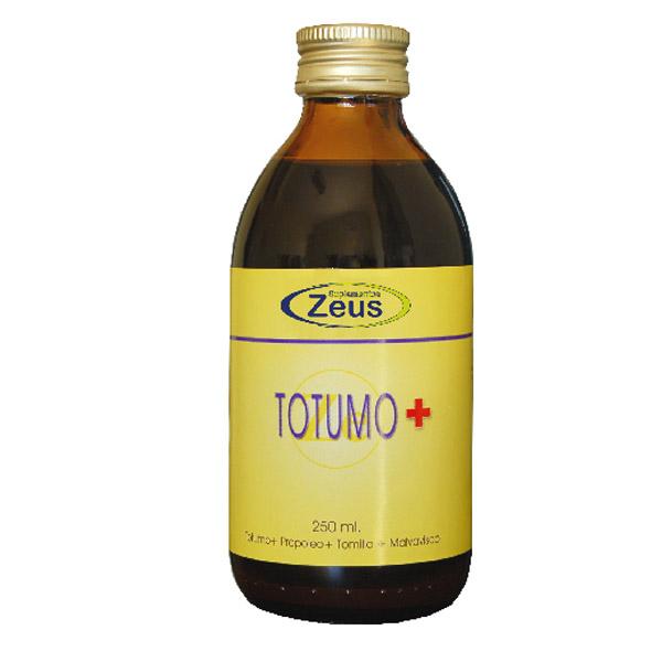 TOTUMO + jarabe (250 ml.)
