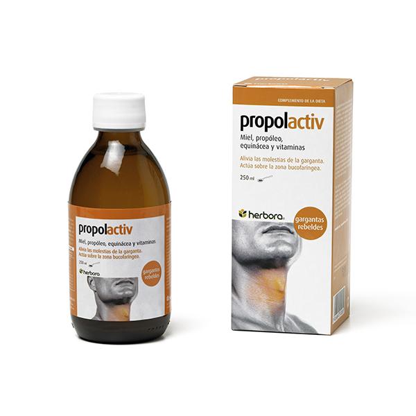 PROPOLACTIV Jarabe (250 ml.)