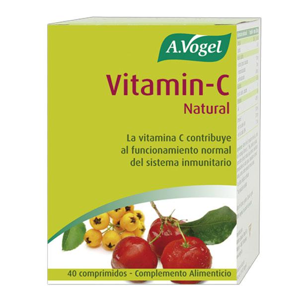 VITAMIN- C Natural (40 compr.)