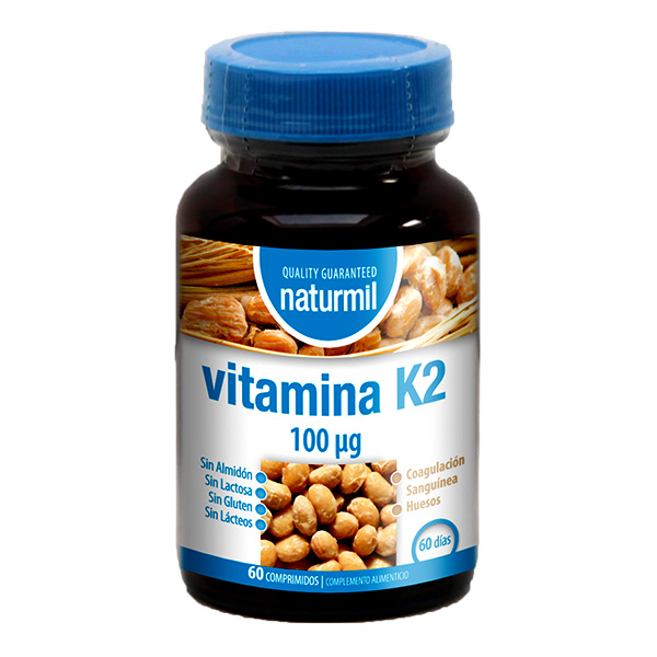 Vitamina K2 para reducir la pérdida ósea (osteoporosis)