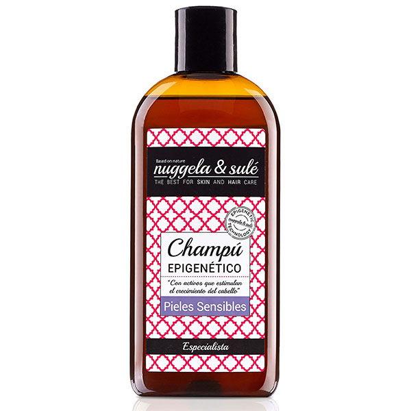CHAMPÚ EPIGENÉTICO pieles sensibles (250 ml.)