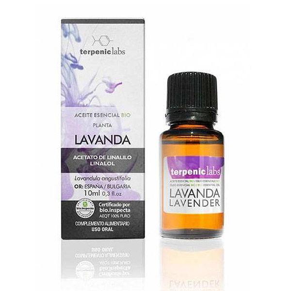 Aceite esencial de LAVANDA bio (10 ml)