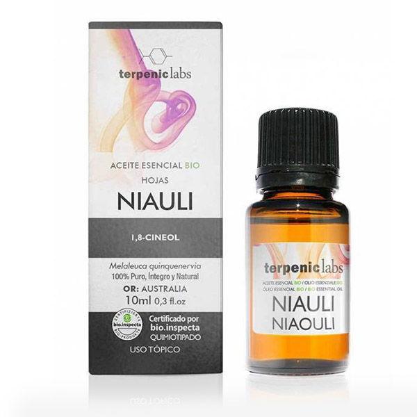 Aceite esencial de NIAOULI bio (10 ml)