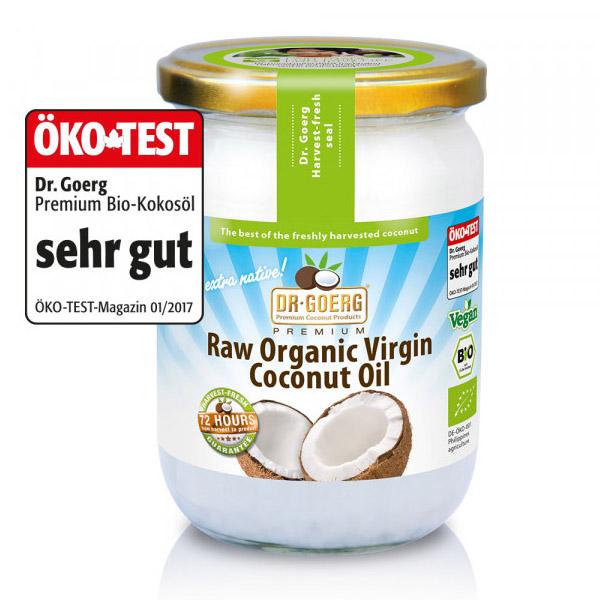 ACEITE de Coco Bio Premium (500 ml.)