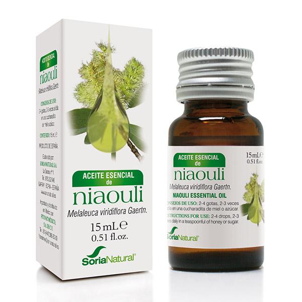 Aceite esencial de NIAOULI (15 ml.)