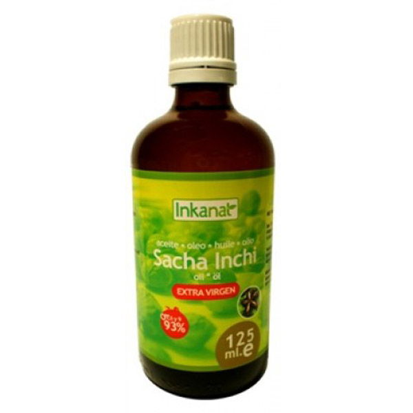 ACEITE Sacha Inchi (Virgen Extra) ( 125ml.)