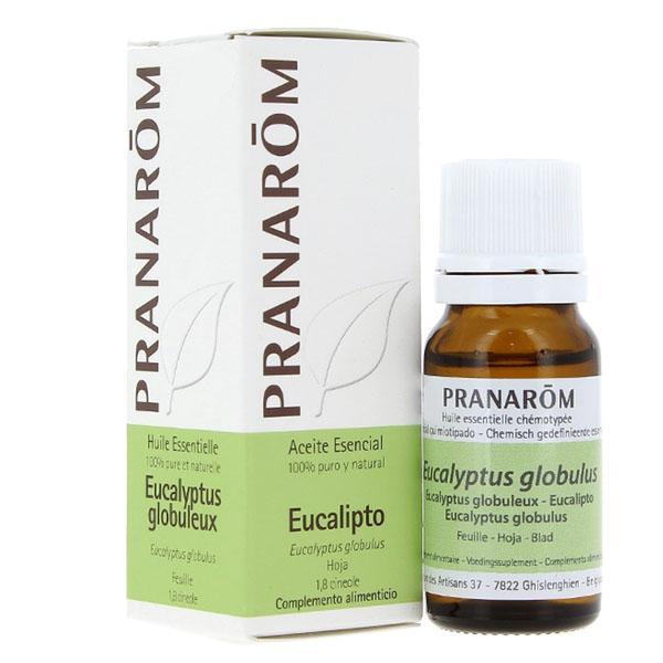 Aceite esencial de EUCALIPTO HOJA bio (10 ml)