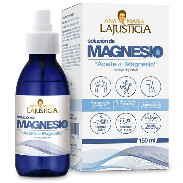 ACEITE DE MAGNESIO SPRAY (150 ml)