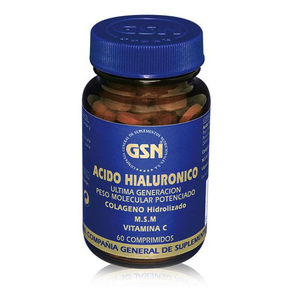 ACIDO HIALURÓNICO (60 compr.)