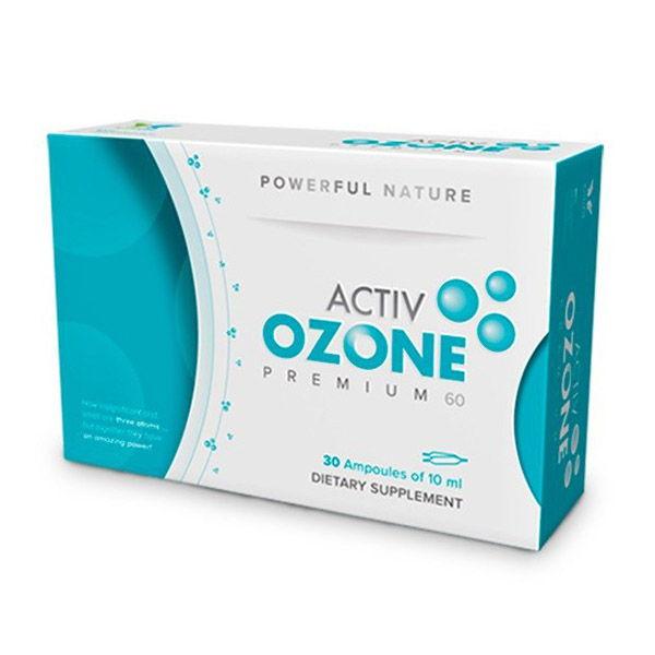 ACTIV OZONE PREMIUM 60 (30 ampollas)