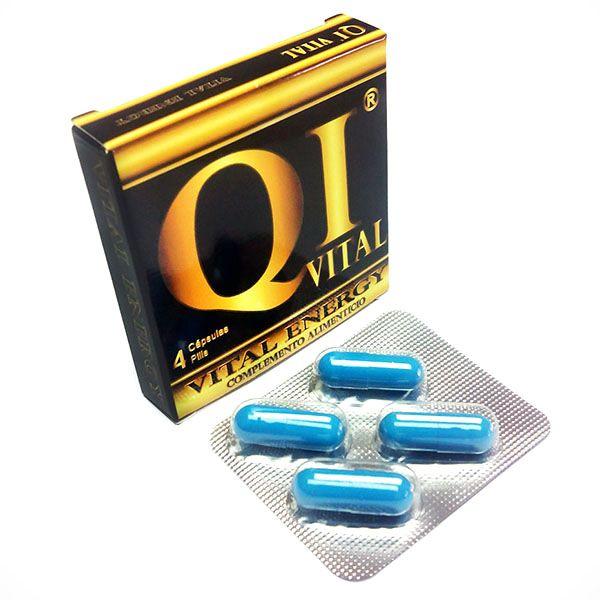 QI VITAL (4 cápsulas)