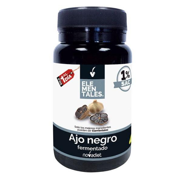 Ajo negro fermentado para defensas, tensión y circulación
