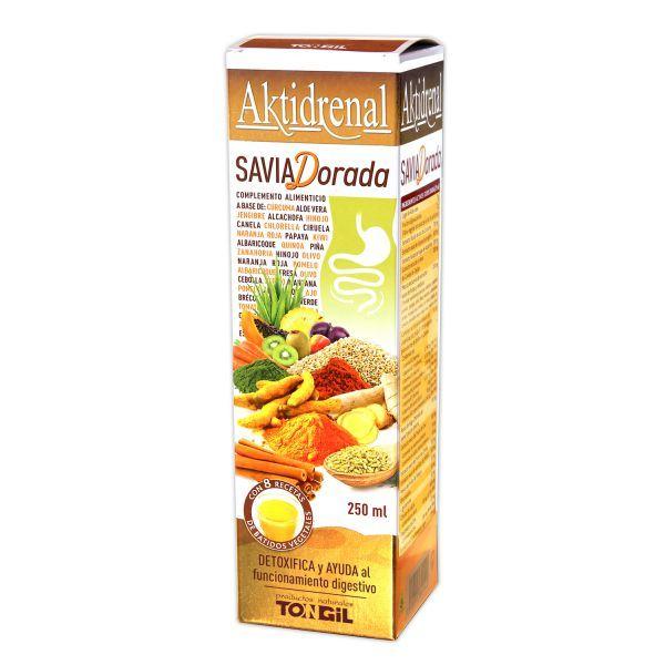 Aktidrenal SAVIA DORADA (250 ml)