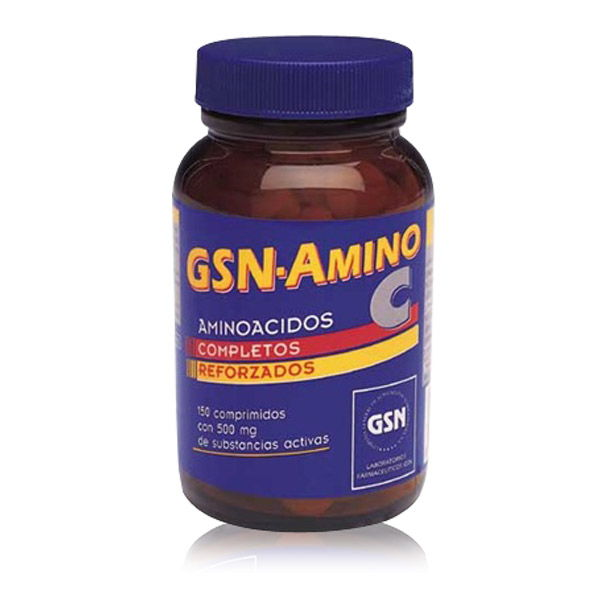 GSN-AMINO C (150 compr.)