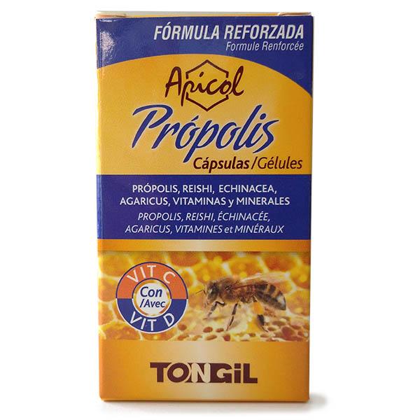 APICOL Própolis - propóleo (40 capsulas)