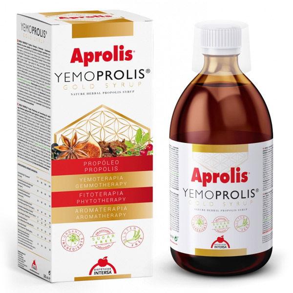 APROLIS Yemoprolis - Gold Syrup (500 ml)