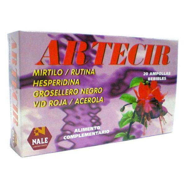 ARTECIR (20 viales)