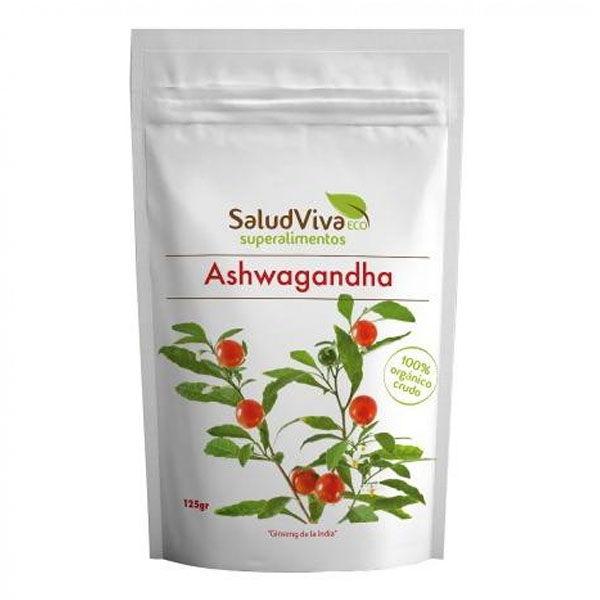 ASHWAGANDHA en polvo bio (125 g)