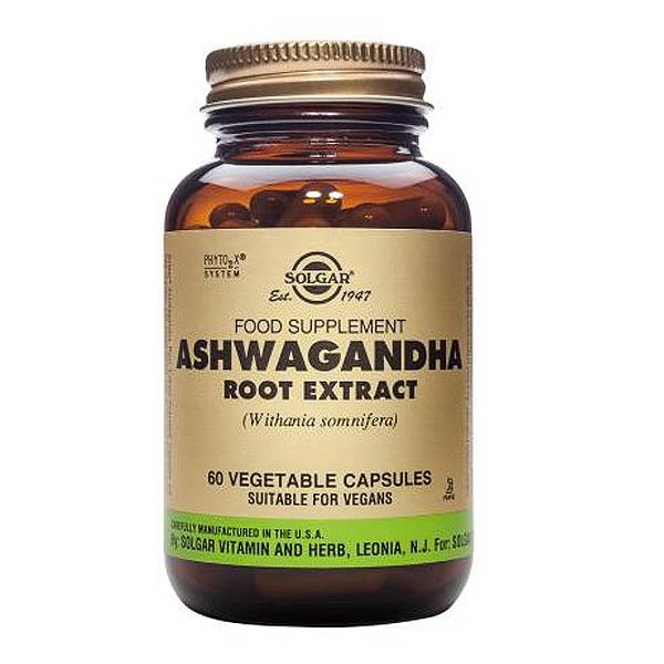 ASHWAGANDHA (60 cápsulas)