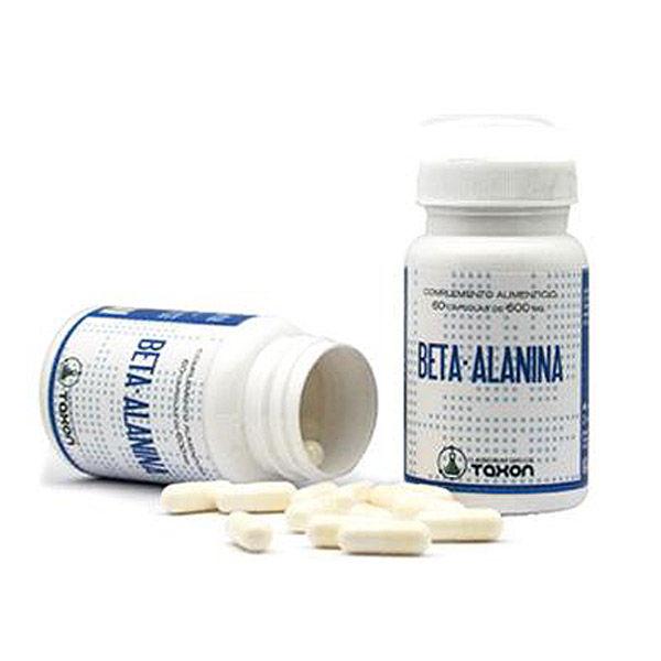 BETA-ALANINA (60 cápsulas)