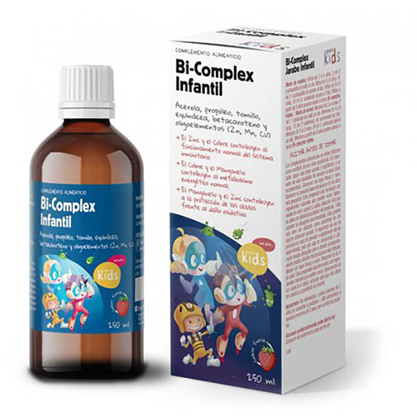 BI COMPLEX Infantil  (250 ml.)