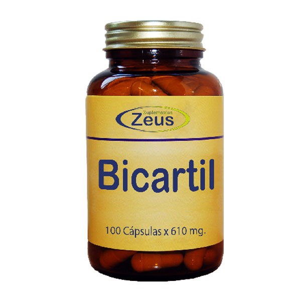 BICARTIL (100 cápsulas)