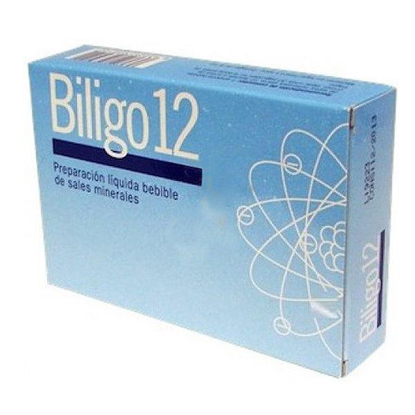 BILIGO 12 - Fluor (20 ampollas)