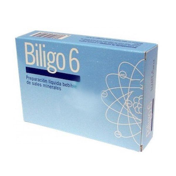 BILIGO 6 - Azufre (20 ampollas)