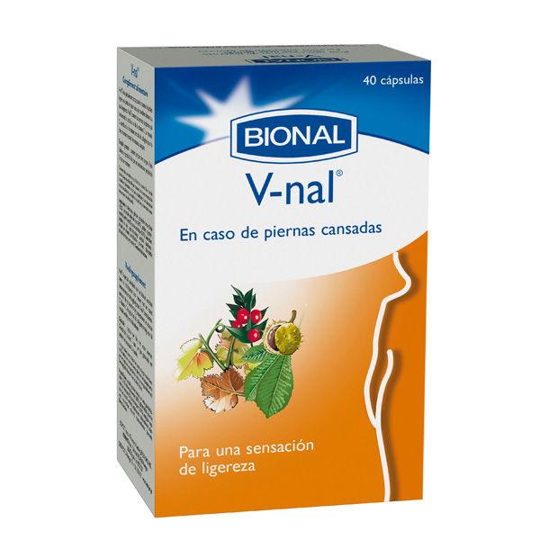 V-NAL (40 cápsulas)