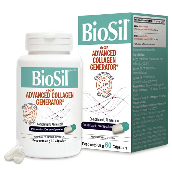 BIOSIL (60 cápsulas)